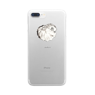 takobune Clear smartphone cases