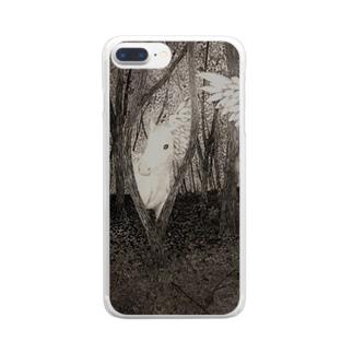 境界 Clear smartphone cases