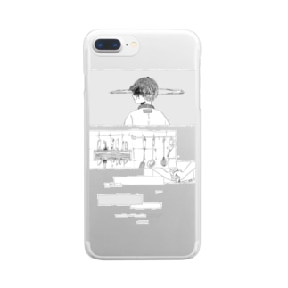 kniFe Clear smartphone cases