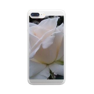 香しき Clear smartphone cases