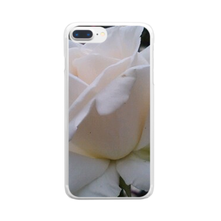Dreamscapeの香しき Clear smartphone cases