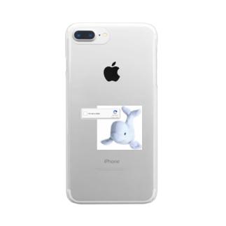 氷 Clear smartphone cases