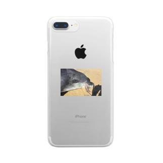 君はどう生きるか Clear smartphone cases