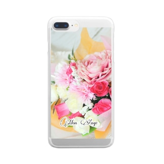Flower Bouquet Clear smartphone cases