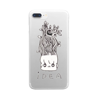 iDEA Clear smartphone cases