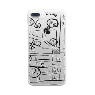 Perona Perone Clear smartphone cases