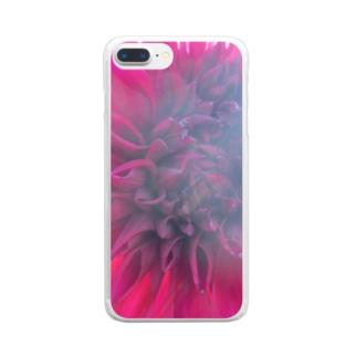 逆光 Clear smartphone cases