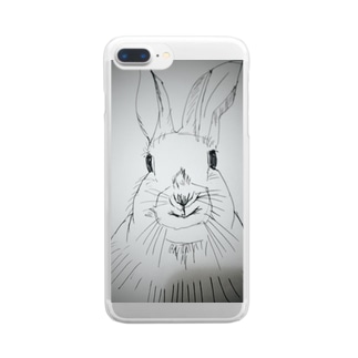 Peter rabbit Clear smartphone cases