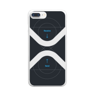XRP  Clear smartphone cases