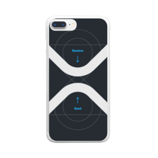 ♨️ りっぷる所長 ♨️のXRP  Clear smartphone cases