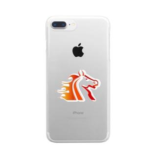 馬6 Clear smartphone cases