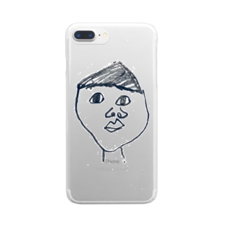 papa Clear smartphone cases