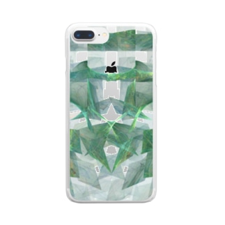 Chaos-05 Clear smartphone cases