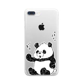 パンドゥ_2 Clear smartphone cases