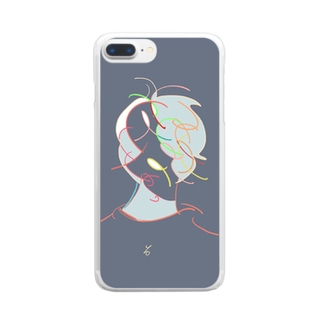 drawing Clear smartphone cases