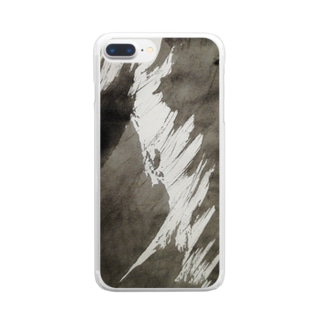 Boku-hatou Clear smartphone cases