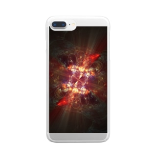 Chaos-11 Clear smartphone cases