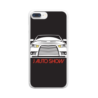 J-AutoShow item Clear smartphone cases