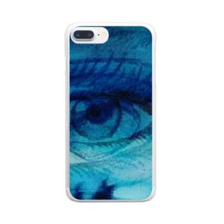 異端児 Clear smartphone cases