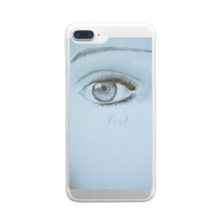 unbalance Clear smartphone cases