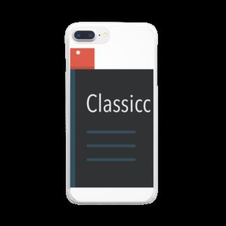 荒井雄治朗 📝のClassicc Clear smartphone cases