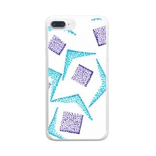 インスピレーションNo.16 Clear smartphone cases