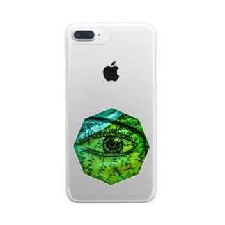 Rui-Unbalance Clear smartphone cases