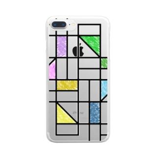 石油王 Clear smartphone cases