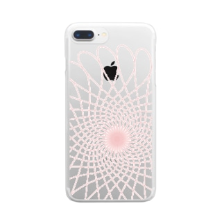 Like fireworks Clear smartphone cases