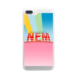 NEM_18 Clear smartphone cases