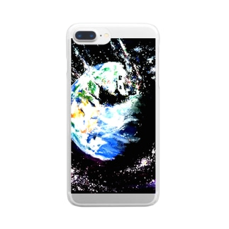 HAYABUSA Clear smartphone cases