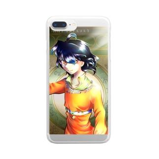 2015年アイコン ミストルァルタ Clear Smartphone Case