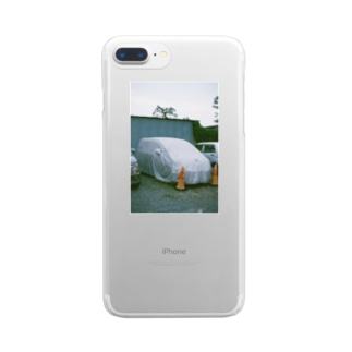 null Clear smartphone cases