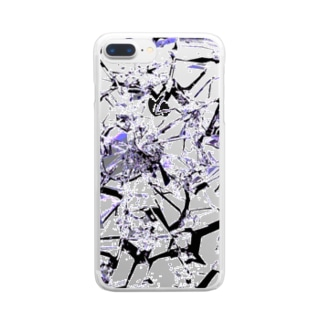 CLASH Clear smartphone cases