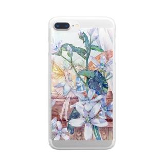 ブルースター Clear smartphone cases