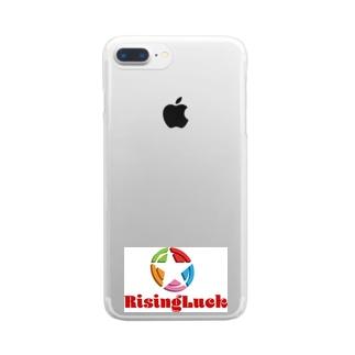 こでまりのこでまりオンラインショップ Clear smartphone cases