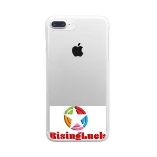 こでまりオンラインショップ Clear smartphone cases