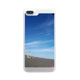 Sky Clear smartphone cases