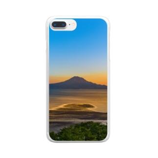 AIRA 姶良市姶良町 重富 Clear smartphone cases