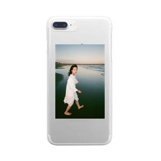 エモい今井 Clear smartphone cases