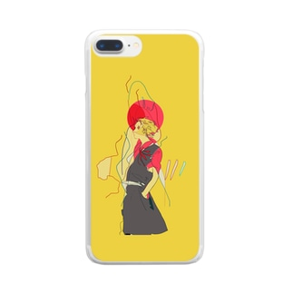 = Clear smartphone cases