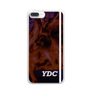 ハイエクスプローシブ Clear smartphone cases