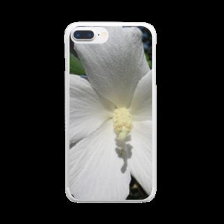 Dreamscapeの純真蔓延 Clear smartphone cases