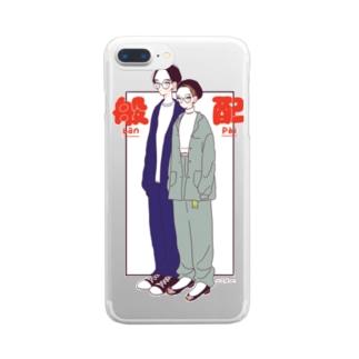 般配 Clear smartphone cases