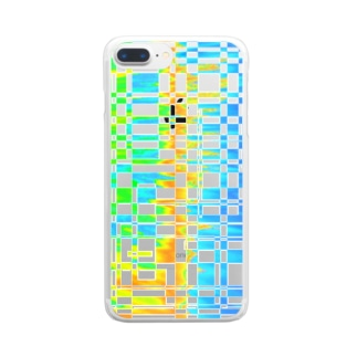 Gridplay bright 01 Clear smartphone cases