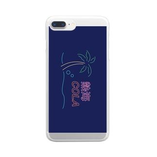熱海COLA Clear smartphone cases