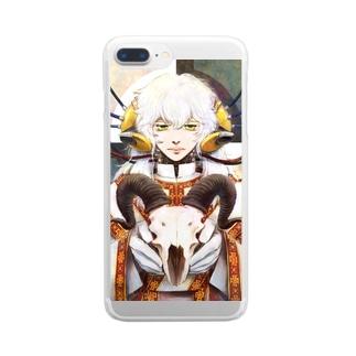 prophet Clear smartphone cases