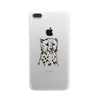 🍎なんなを Clear smartphone cases