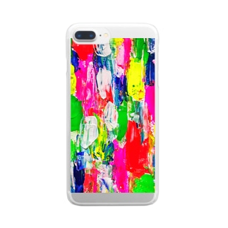 nomusayo34 Clear smartphone cases