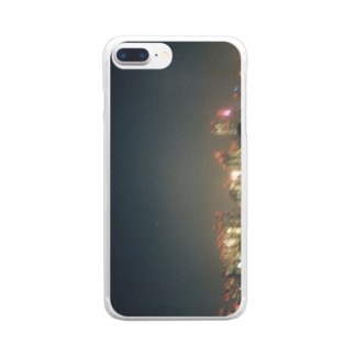 tokyo  city Clear smartphone cases